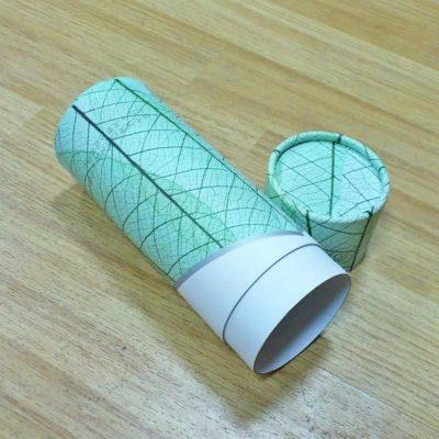 cardboard cylinder