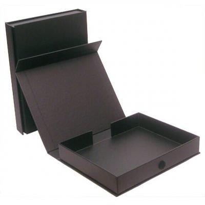 shoe box cardboard