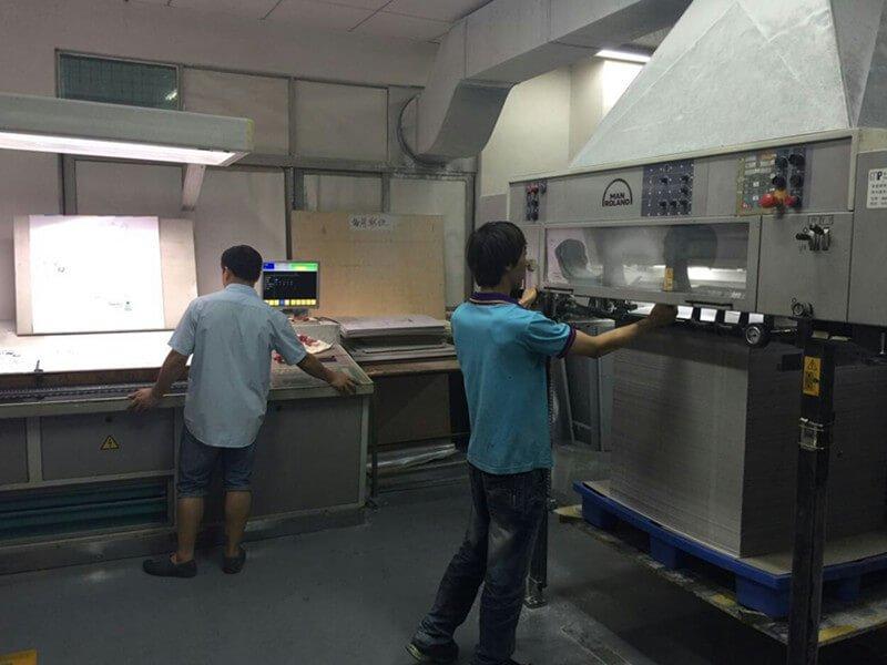 printing machine 1